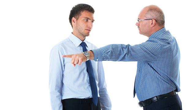 אילוסטרציה. לא משבר אמון אלא סכסוך אישי (צילום: Shutterstock) (צילום: Shutterstock)