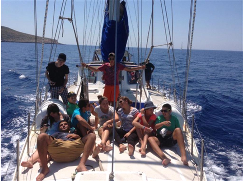 לצאת אל הים (צילום: אלי דדון) (צילום: אלי דדון)