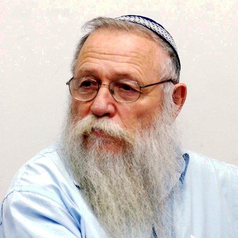 הרב חיים דרוקמן (צילום: אלכס קולומויסקי) (צילום: אלכס קולומויסקי)