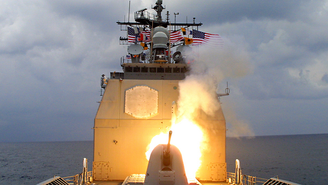 Tomahawk missiles to be used? (Photo: MCT)