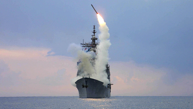 Tomahawk missile (Photo: MCT)