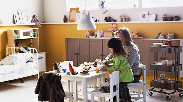 לחיות עם ילדים (צילום: איקאה)