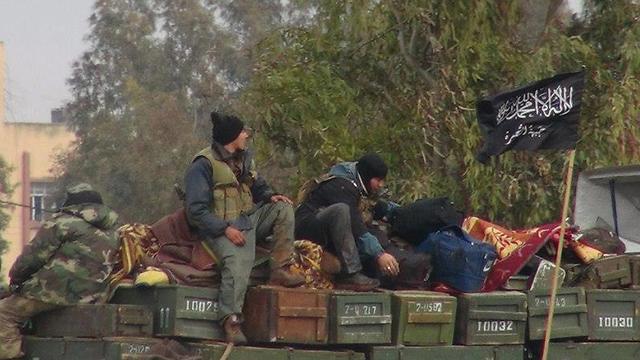 Nusra Front militants in Syria (Photo: AP)