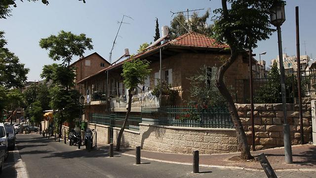 ירושלים. בין 1.4 מיליון שקלים ל-1.750 מיליון שקלים (צילום: גיל יוחנן) (צילום: גיל יוחנן)