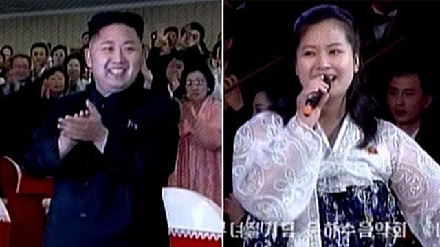 היון סונג וול וקים ג'ונג און ()