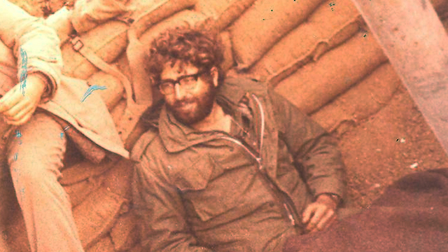 Moshe Ya'alon: Yom Kippur War changed my life (Photo: Courtesy of Eliezer Merin)