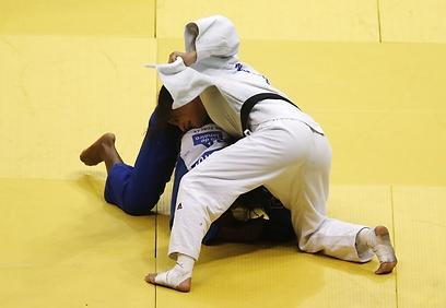 ירדן ג'רבי באליפות העולם. תצטרף למצוא תרגיל אחר (צילום: רויטרס) (צילום: רויטרס)