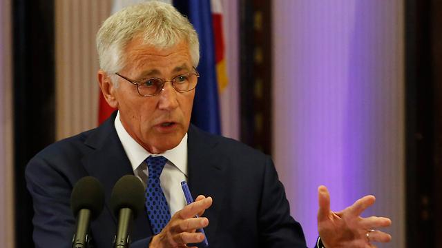 Hagel says US respects UK decision (Photo: EPA)