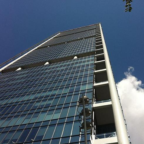 """מגדל אלקטרה בת""""א. קיבל את התקן האמריקאי (צילום: המועצה לבנייה ירוקה )"""