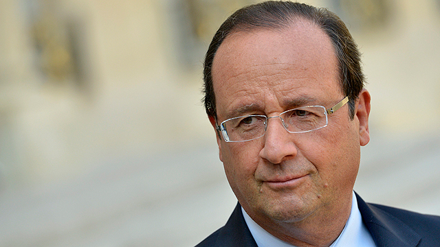 Francois Illas New Tradition: Hollande Set For Red Carpet Welcome In Israel