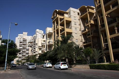 באר שבע. ביקוש לדירות להשקעה (צילום: רועי עידן)