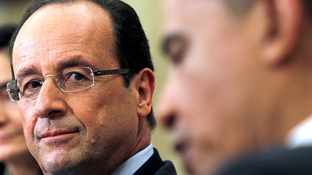Hollande. Under pressure (Photo: AP)