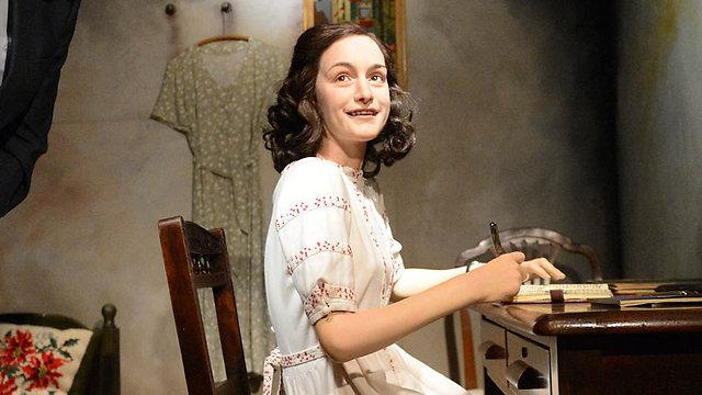 Anne Frank replica (Photo: EPA)