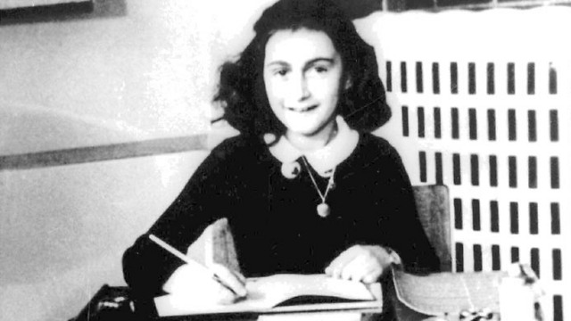 Anne Frank (Photo: AP) (Photo: AP)