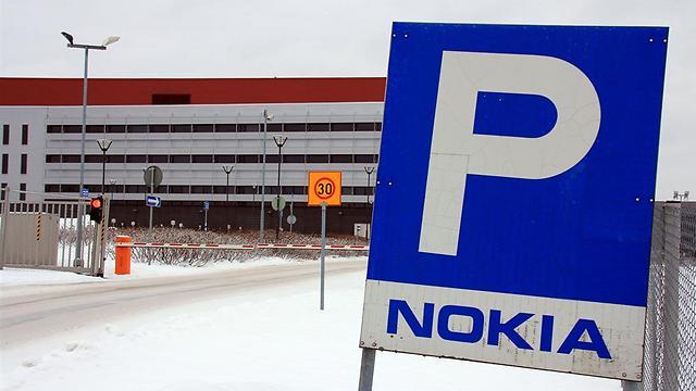 אחד ממפעלי הסלולר של נוקיה בפינלנד (צילום: shutterstock) (צילום: shutterstock)