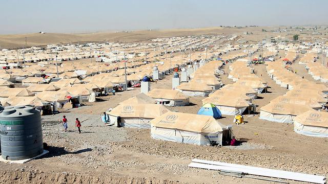 ארביל, עיראק (צילום: רויטרס) (צילום: רויטרס)