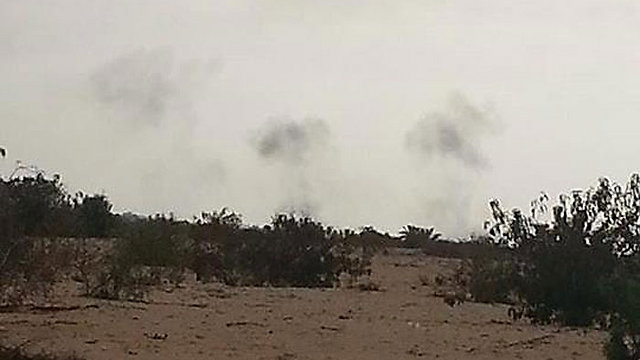 Fighting in Sinai ongoing