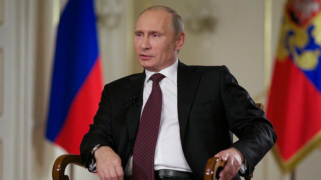 נשיא רוסיה פוטין. האופוזיציה חושדת בכוונותיו (צילום: AP)