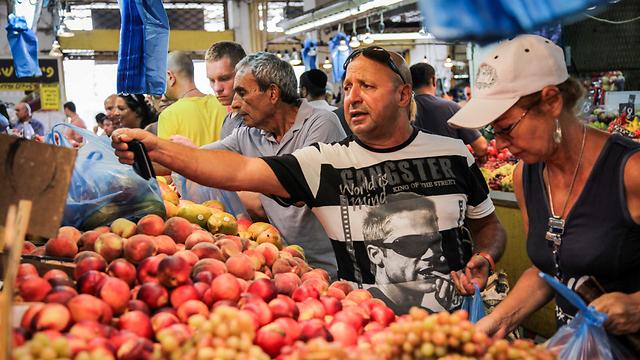 שוק תלפיות חיפה (צילום: אבישג שאר-ישוב) (צילום: אבישג שאר-ישוב)