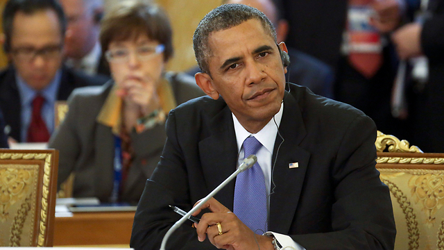 US President Obama in G20 Summit in Russia (Photo: AP)