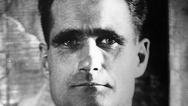Nazi war criminal Rudolf Hess (Photo: Getty Images)