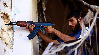 The three year civil war in Syria has drawn jihadists from all across the Muslim world to join the fight. (Photo: Reuters)