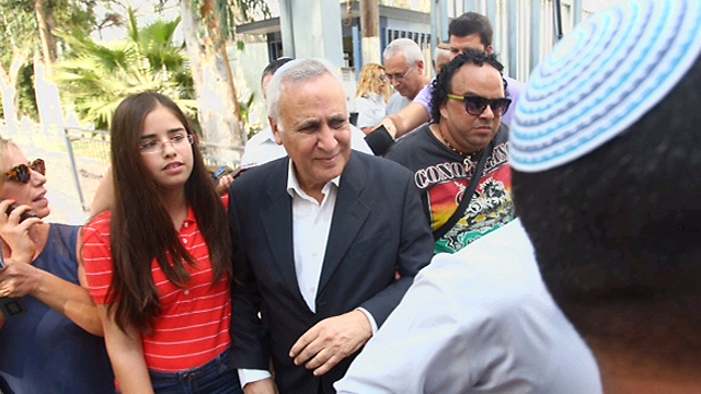 Katsav will be under house arrest (Photo: Motti Kimchi)