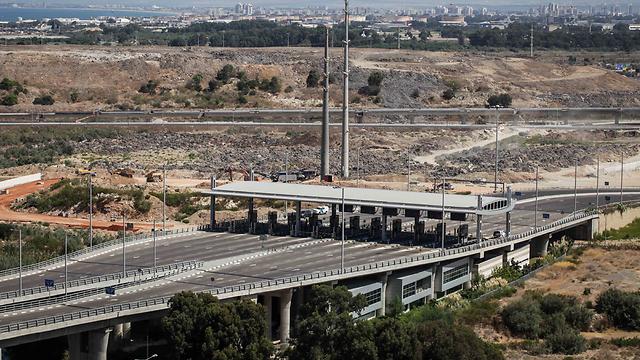 מנהרות הכרמל (צילום: אבישג שאר-ישוב) (צילום: אבישג שאר-ישוב)