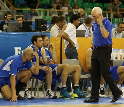 אריק שיבק. לנבחרת שלו לא הגיע לעלות (צילום: ראובן שוורץ) (צילום: ראובן שוורץ)