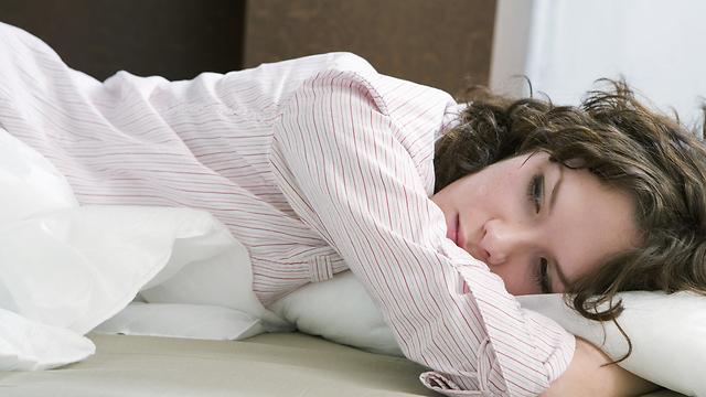 עייפות שיכולה להימשך גם שנים אחרי שהמחלה נעלמת (צילום: shutterstock) (צילום: shutterstock)