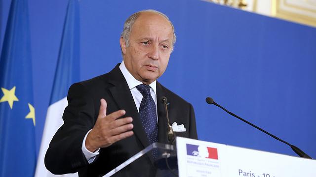 בן 67. שר החוץ הצרפתי פביוס (צילום: AFP) (צילום: AFP)
