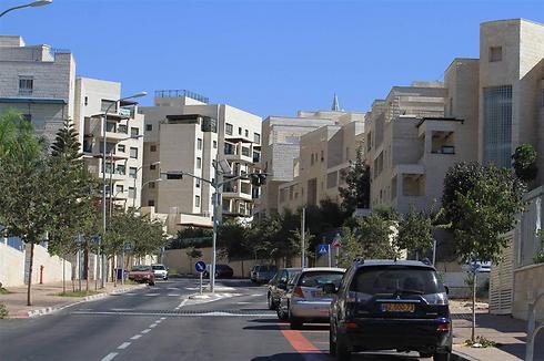 מודיעין. 3 חדרים ב-1.3 מיליון שקל (צילום: גיל יוחנן) (צילום: גיל יוחנן)
