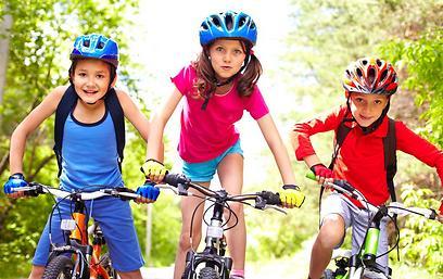ישמש את רוכבי האופניים. אילוסטרציה  ( צילום: shutterstock )