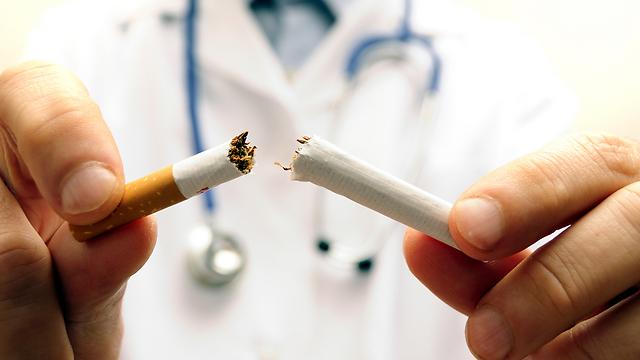 רוב הלוקים בסרטן הריאה הם מעשנים כבדים (צילום: shutterstock ) (צילום: shutterstock )