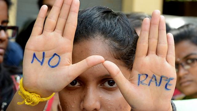שינוי מגמה הורגש היטב בסיקור התקשורתי הנרחב למקרי אלימות מינית בהודו (צילום: AFP) (צילום: AFP)
