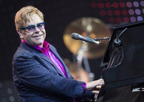 Elton John (Photo: EPA)