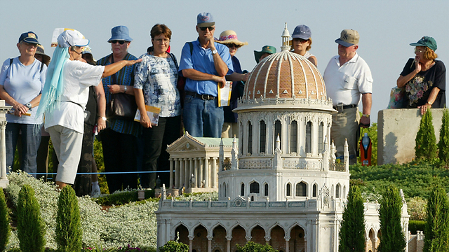 Left less money than last year. Tourists in Israel (Photo: Getty Images)