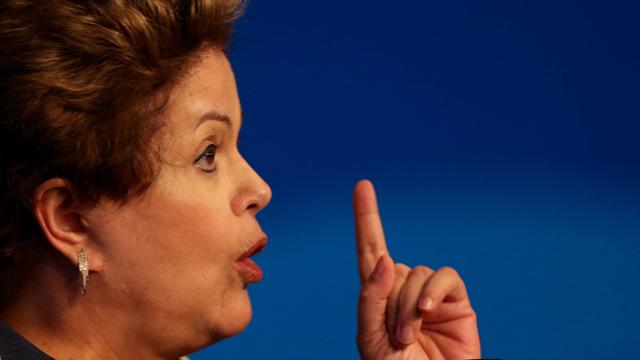 Brazil's President Dilma Rousseff (Photo: EPA)