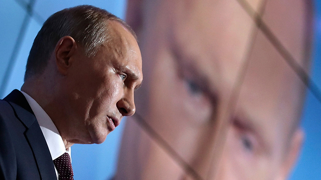 Putin discusses Syria arms (Photo: AP)