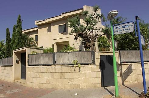 רחוב ישראל גלילי בנתניה. מחיר ממוצע של 3.4 מיליון שקל (צילום: עידו ארז)