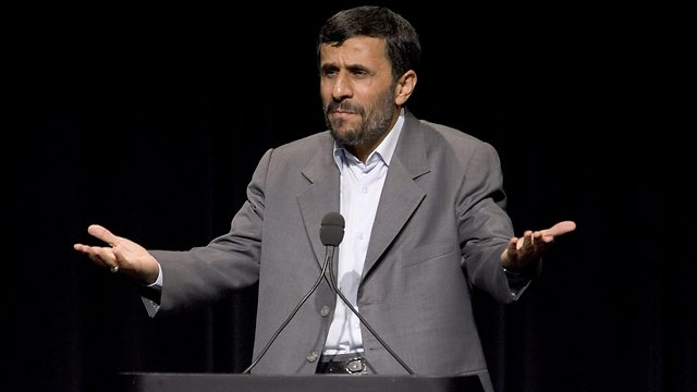 Former Iranian President Ahmadinejad. May be in for a comeback. (Photo: AP)