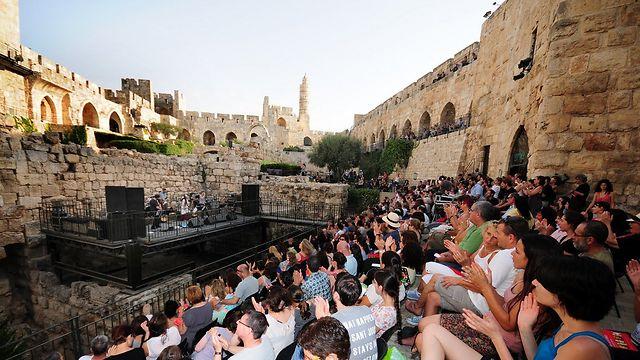 מגדל דוד (צילום: נדב ברגר) (צילום: נדב ברגר)