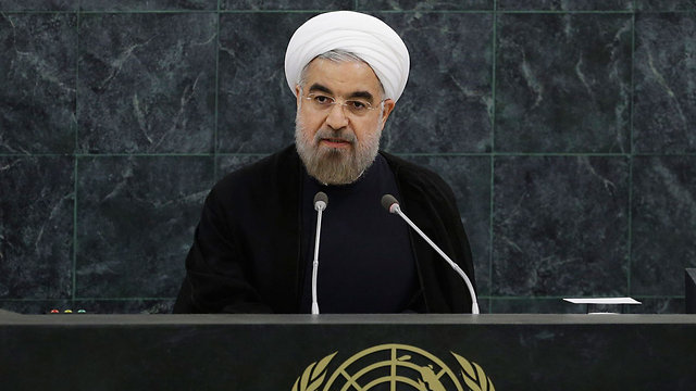 Rohani addresses UN General Assembly (Photo: AP)