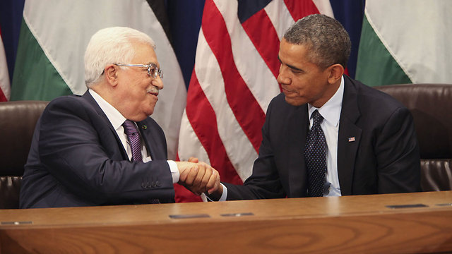 Abbas, Obama set to meet later Monday (Photo: MCT/Archive)
