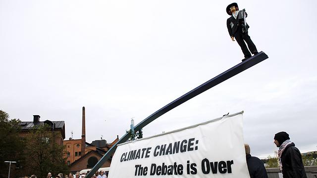 הוויכוח נגמר, המדיניות לא השתנתה (צילום: AFP)