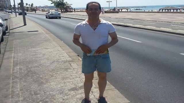Mansouri in Tel Aviv