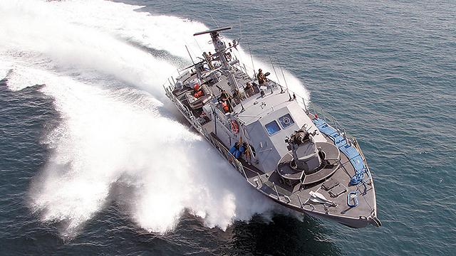 Dvora-class fast patrol boat (Archive photo: IAI)