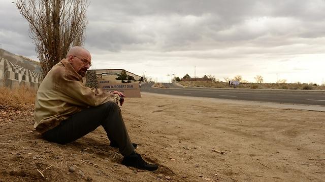 וולטר ווייט. ידע לתחמן את דרכו  (צילום: AMC) (צילום: AMC)