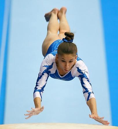 מרחק נגיעה ממדליית ארד באליפות אירופה. נצר (צילום: EPA) (צילום: EPA)