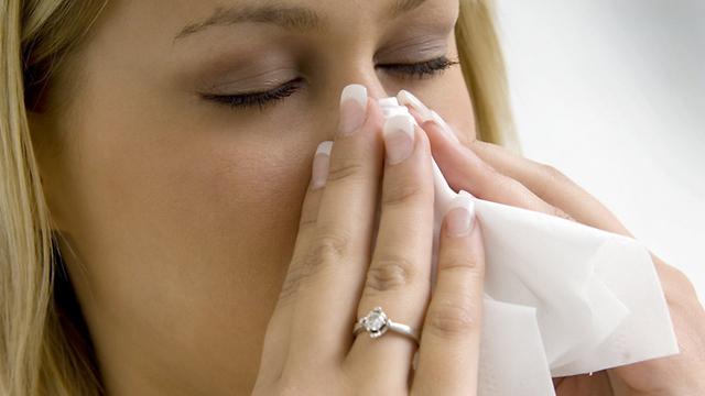 האם כל נזלת היא אלרגיה? (צילום: index open) (צילום: index open)